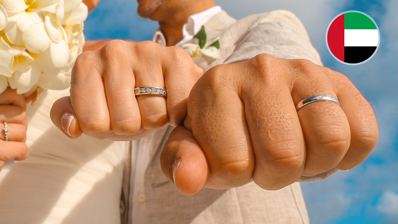 How to register your Seychelles Wedding in UAE