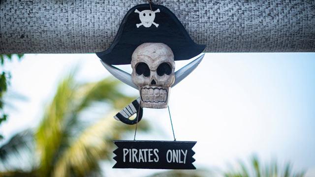 Piraten auf den Seychellen