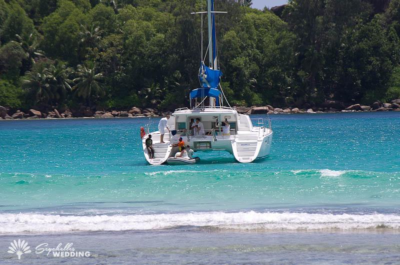 Russian Couple wedding in Seychelles