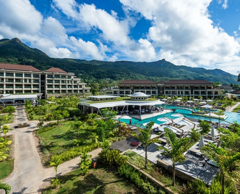 Savoy Seychelles overview