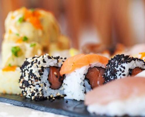 Coral Strand Sushi