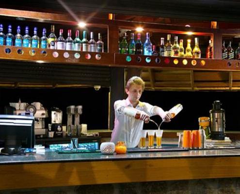 Coral Strand Bar