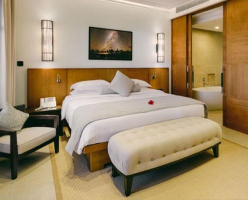 Savoy Seychelles room