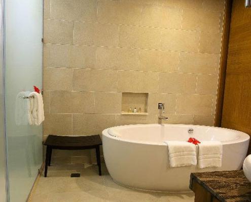 Savoy Seychelles bathroom