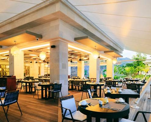 Savoy Seychelles Restaurant