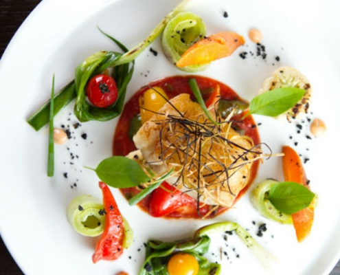 Savoy Seychelles dinner