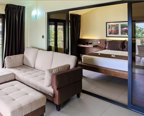 Coral Strand room 3