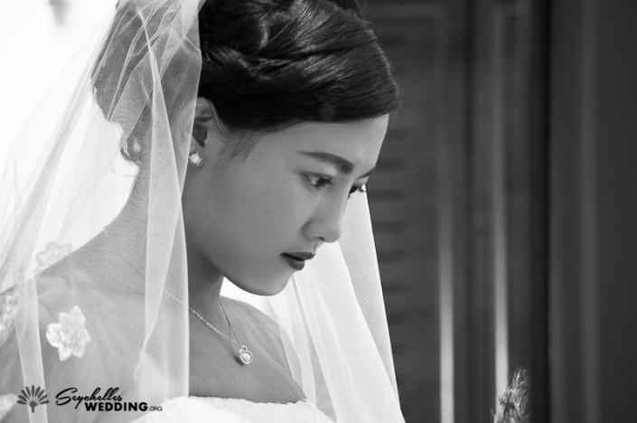 Chinese wedding Seychelles