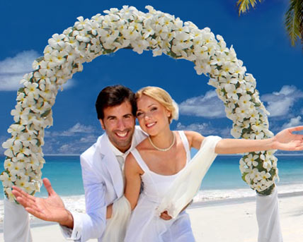 This Image shows the Seychelles Wedding Packages