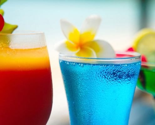 Coral Strand drinks