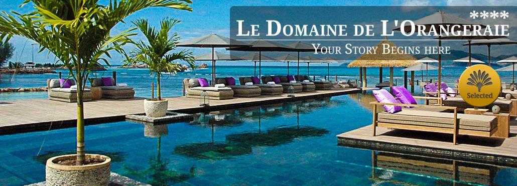 Orangeraie Hotel La Digue featured