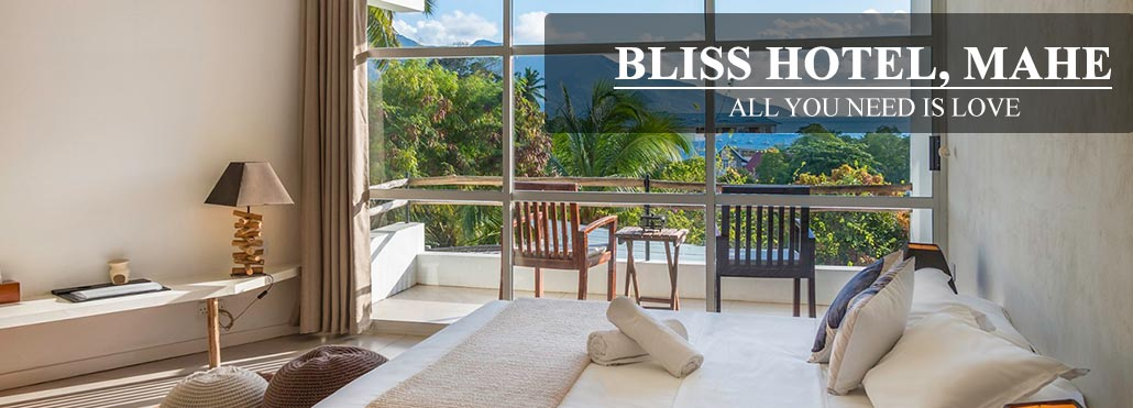 Bliss Hotel Mahe Featured image