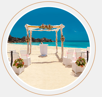 This shows the Premium Wedding Package category