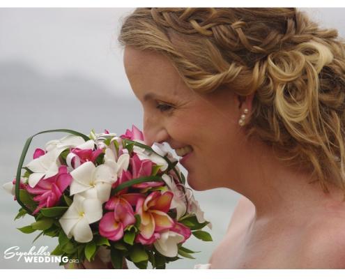 Constance Ephelia Wedding, Seychelles