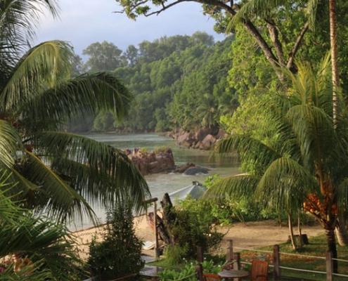 Crown Beach Hotel beach view