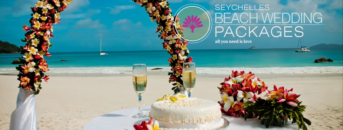 Seychelles Beach Wedding Ceremony Packages