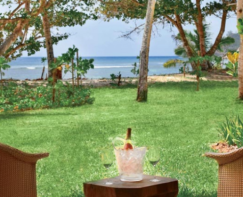 kempinski resort, mahè, Seychelles