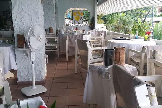 La Scla Restaurant Mahe