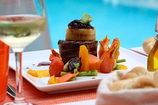 Les Laurier Restaurant Praslin