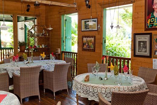 Marie Antoinette Restaurant Mahe