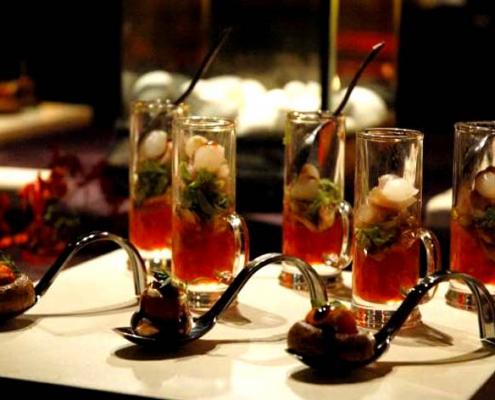 Orangeraie drinks