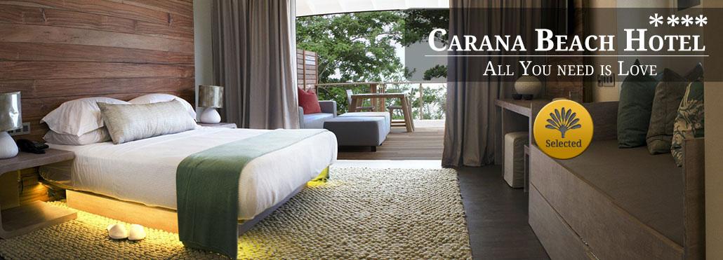 Carana Beach Hotel banner