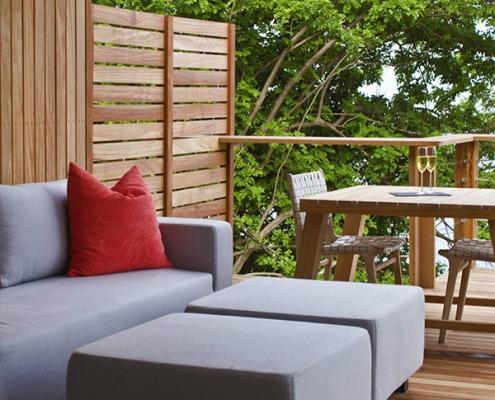 Carana Beach Hotel seating area