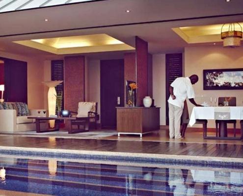 Raffles Praslin Pool Villa