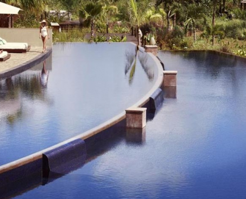 Raffles Praslin large pool
