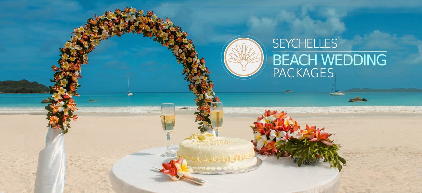 Seychelles Beach Wedding Packages offers