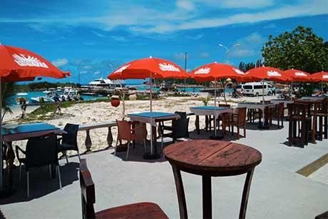 Tarosa restaurant La Passe La Digue