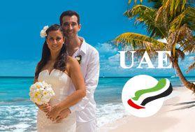 Seychelles UAE Expatriate Wedding Packages Menu
