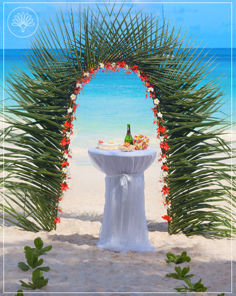 This shows the UAE Happiness Wedding Package