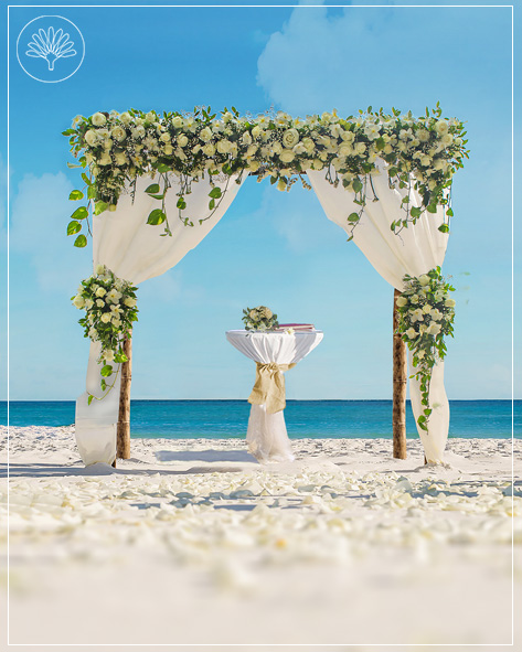 This image shows the UAE Superior Wedding Package