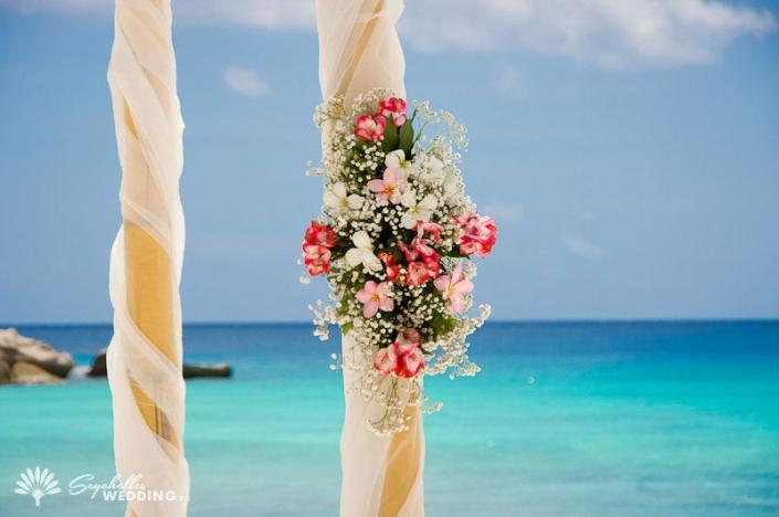 Wedding Grand Anse La Digue