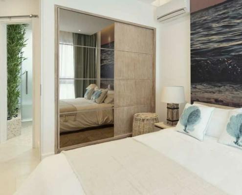 Aqua Boutique Hotel Bedroom