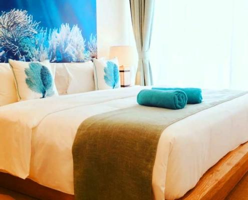 Aqua Boutique Hotel Kingsize Bed