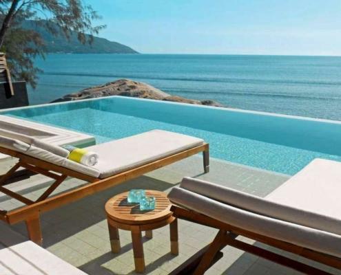 Hilton Northolme Seychelles Private Pool