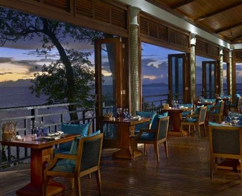 Hilton Northolme Seychelles Restaurant