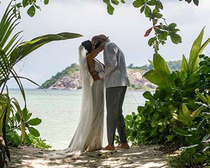 Planning a wedding in Seychelles
